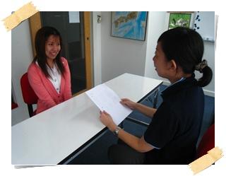 การสอบวัดระดับความรู้ภาษาญี่ปุ่น หรือ Placement Test ที่ JCenter