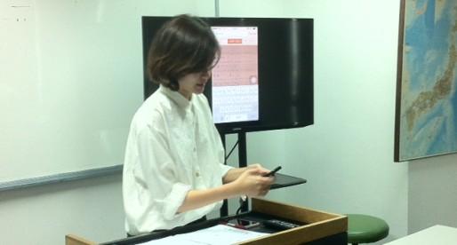 ชั่วโมงเสริมพิเศษของหลักสูตรภาษาญี่ปุ่นเร่งรัดเพื่อการศึกษาต่อ