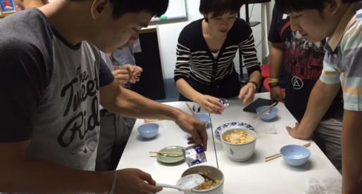 กิจกรรมแลกเปลี่ยนภาษาและวัฒนธรรม ตอน ชิราชิซูชิ