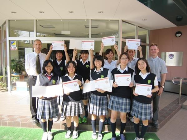 เรียนต่อม.ปลายญี่ปุ่น หลักสูตรอินเตอร์