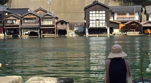 สโลว์ไลฟ์ที่อิเนะ ( Ine ) หนึ่งในหมู่บ้านที่สวยที่สุดในญี่ปุ่น จ.เกียวโต