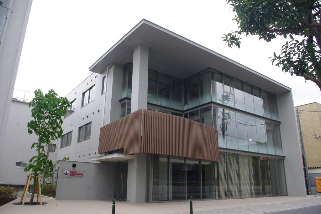 abk college อาคารเรียน