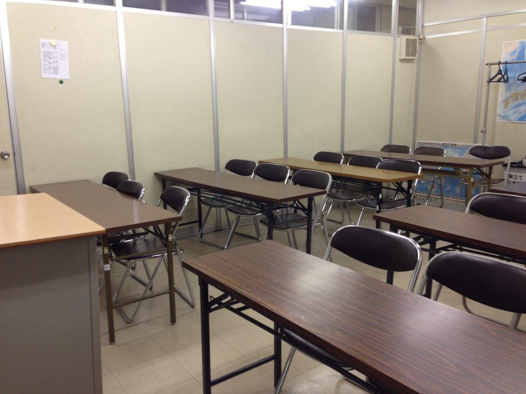 Aoyama International Education Institute ภายในห้องเรียน
