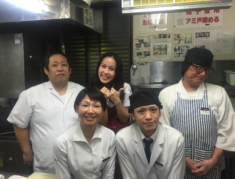 เนิซ แนะแนวเรียนต่อญี่ปุ่น งานพิเศษ ร้านอาหาร