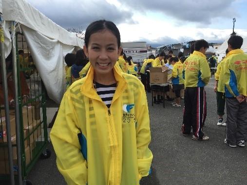 เนิซ แนะแนวเรียนต่อญี่ปุ่น มาราธอน