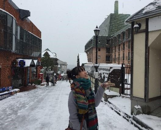 เนิซ แนะแนวเรียนต่อญี่ปุ่น ฤดูหนาว