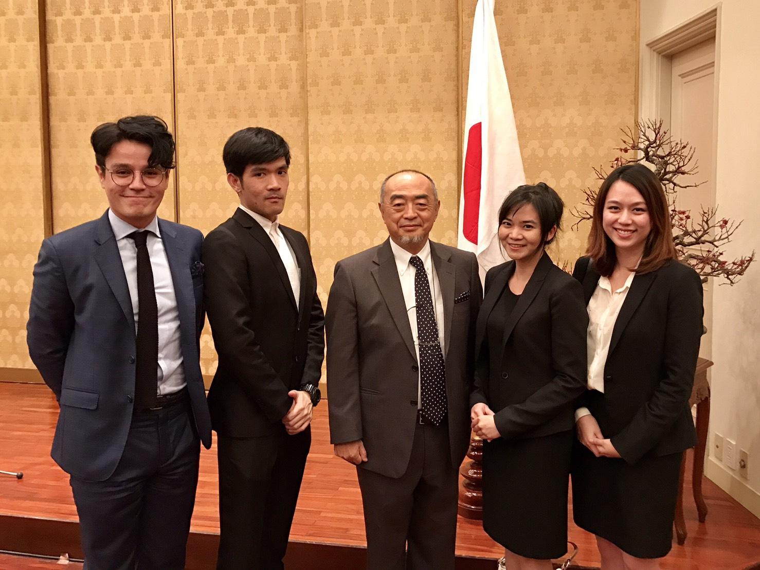 นักเรียนทุนรัฐบาลญี่ปุ่น