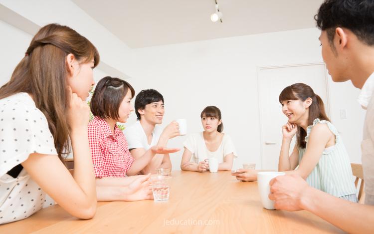Homestay ที่ญี่ปุ่น พูดคุยกับโฮสต์