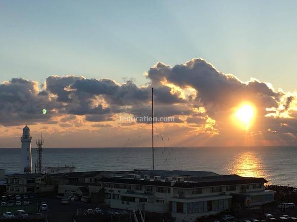 พระอาทิตย์แรกของปี ญี่ปุ่น