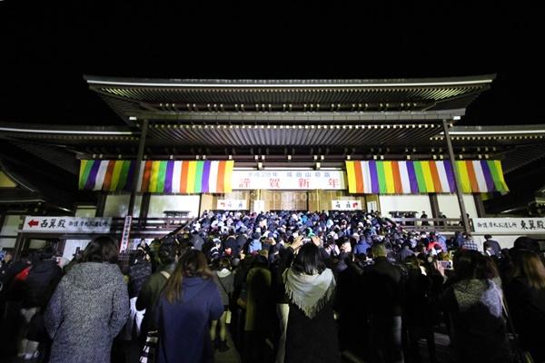 ไหว้พระปีใหม่ ญี่ปุ่น
