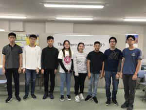 เรียนซัมเมอร์ โตเกียว ปฐมนิเทศ1