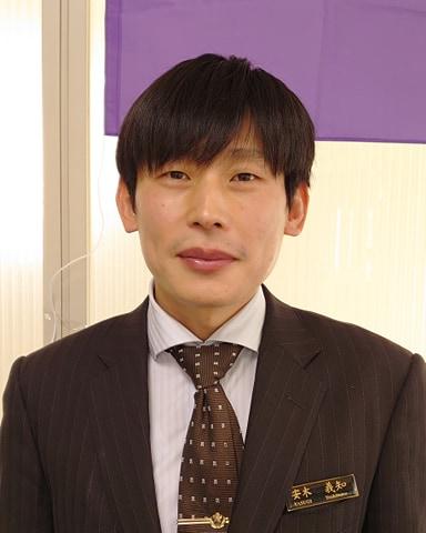เรียนต่อญี่ปุ่น โกเบ ILA Yoshitomo Yasugi